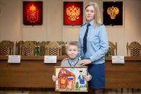 В Туле прошёл конкурс детских рисунков «Мои родители работают в прокуратуре», Фото: 31