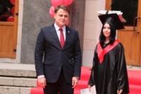 Вручение дипломов магистрам ТулГУ. 4.07.2014, Фото: 36
