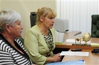 Жители области пожаловались Владимиру Груздеву на плохие дороги и проблемы ЖКХ, Фото: 17