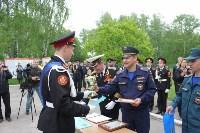 Последний звонок-2016 в Первомайской кадетской школе, Фото: 16