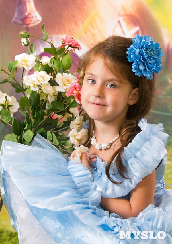 Вика Дермелева, 5 лет