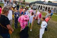 На тульском «Газоне» прошла пижамная вечеринка, Фото: 66