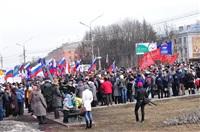 В Туле прошел митинг в поддержку Крыма, Фото: 33