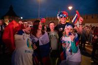 Как туляки поддерживали сборную России в матче с Бельгией, Фото: 38