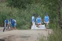 В Кондуках прошла акция «Вода России»: собрали более 500 мешков мусора, Фото: 64