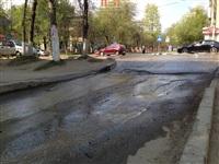 В центре Тулы хлещет вода, Фото: 10