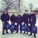 Члены Общественной Палаты РФ поздравили тульских сирот, Фото: 3