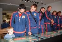 Команда «Арсенал» посетила Тульский музей оружия, Фото: 3