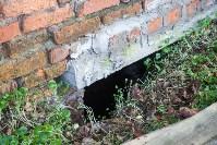 В Шахтинском поселке люди вынуждены жить в рушащихся домах, Фото: 4