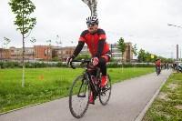 В Туле прошел большой велопарад, Фото: 116