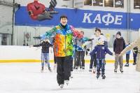 Мастер-класс по фигурному катанию от Ирины Слуцкой в Туле, Фото: 48