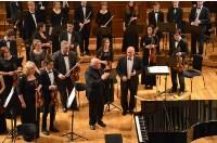 Оркестр Новомосковского музыкального колледжа выступил с концертом в Казани, Фото: 5