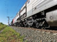 В Тульской области грузовой поезд сошел с рельсов, Фото: 29