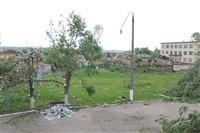 Последствия урагана в Ефремове., Фото: 36