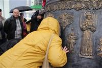 Торжественное освящение колоколов Успенского собора, Фото: 16