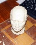 Голова Путина от Сергея Трофимова., Фото: 2