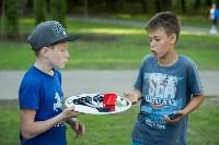 В Туле открылся первый профессиональный скейтпарк, Фото: 15
