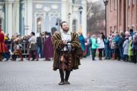 Средневековые маневры в Тульском кремле. 24 октября 2015, Фото: 15