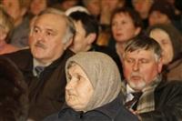 Владимир Груздев в Белевском районе. 17 декабря 2013, Фото: 64