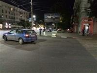 На ул. Первомайской иномарка въехала в офис Tele2, Фото: 1