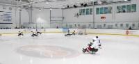 Председатель правительства Тульской области Юрий Андрианов вручил санки следж-хоккеистам региона, Фото: 17