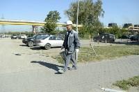 Субботник в Пролетарском округе Тулы, Фото: 73