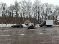 На дороге «Тула-Новомосковск» Ford протаранил Chevrolet, Фото: 6