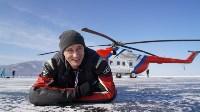 Мотороллер «Алексей Геннадьевич» из Тулы установил рекорд скорости на «Байкальской миле», Фото: 24