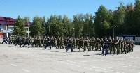 Командиру 106-й гвардейской воздушно-десантной дивизии вручено Георгиевское знамя, Фото: 5