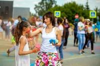В Туле прошел фестиваль красок и летнего настроения, Фото: 80