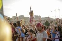 В центре Тулы прошла большая пенная вечеринка, Фото: 17