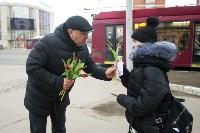 Пролетарский глава Сергей Шестаков поднял тулячкам настроение, Фото: 22