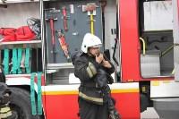 Тульские пожарные обучили таможню  бороться с огнём, Фото: 16