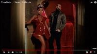 Тиана в клипе Ники Минаж, Дрейка и Лил Уэйна – No Frauds, Фото: 12