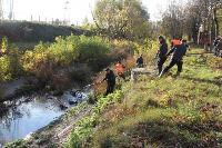 В Туле берега рек очистили от мусора, Фото: 17