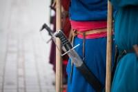 Средневековые маневры в Тульском кремле. 24 октября 2015, Фото: 58
