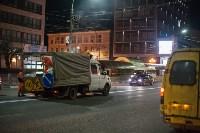 Нанесение дорожной разметки в Туле, Фото: 9