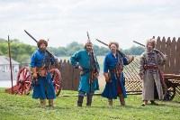 На Куликовом поле представили историю Засечной черты России, Фото: 76