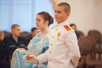 В колонном зале Дома дворянского собрания в Туле прошел областной кадетский бал, Фото: 99
