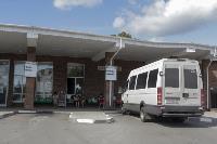 Тульские спасатели продезинфицировали автовокзал «Восточный», Фото: 2