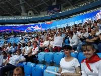 Туляки исполнили рекордный гимн России, Фото: 7