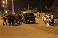 В Туле микроавтобус насмерть сбил пешехода, Фото: 5
