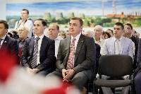 Алексей Дюмин наградил сотрудников «Тулачермета», Фото: 28