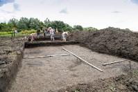 Раскопки на берегу Упы, Фото: 2