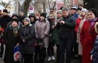 В Туле состоялось открытие мемориальной доски оружейнику Владимиру Рогожину, Фото: 7