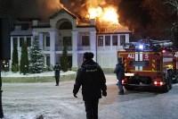 "В Туле загорелся ресторан ""Пётр Петрович"", Фото: 15"