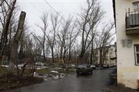 Аварийные деревья в тульских дворах, Фото: 9