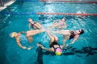 Синхронное плавание в Туле, Фото: 12
