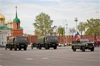 Вторая генеральная репетиция парада Победы. 7.05.2014, Фото: 34