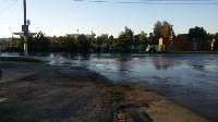 Потоп возле областной больницы, Фото: 2